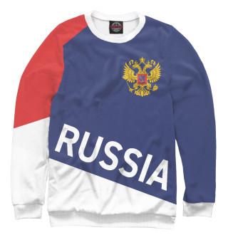 Мужской свитшот Россия