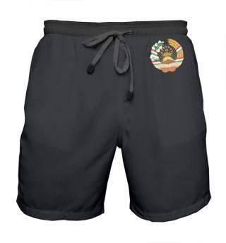 Мужские шорты Tajikistan