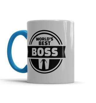 Кружка Лучший босс