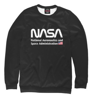 Мужской свитшот NASA