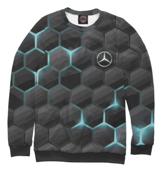 Женский свитшот Mercedes