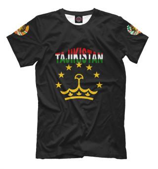 Мужская футболка Tajikistan