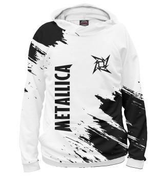 Мужское худи Metallica / Металлика